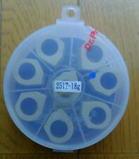 Rulli scorrevoli Dr Pulley per Piaggio MP3 400 & 500 / SR2517/8-18 / 18g / NUOVI