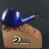 "Outstanding Mr.Balandis original Hand made smoking pipe ""SPARROW"" smooth Bluuer"