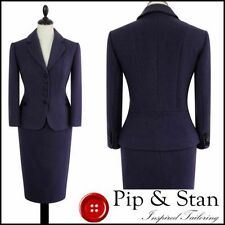 Wool 2 Piece Regular Suits & Tailoring for Women