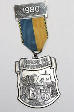 Médaille de marche_033_1980, marche du fort de Battice, WW2 1940-1945