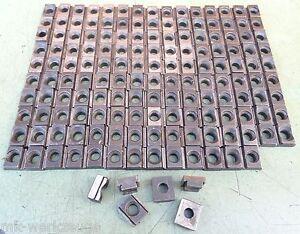 75 Nutensteine 15x14x7,5 T-Nuten T-Nute Muttern f Spannschraube Gewindeschrauben