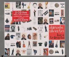 DANIELE SILVESTRI LIVRE TRANSITO  2 CD F.C. SIGILLATO!!