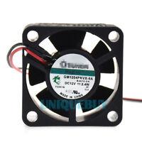SUNON Maglev KDE1204PKV2 4020 40mmx 20mm Cooler Cooling Fan 12V 0.6W 3Pin B105