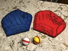 Magic Glove Catch Ball Game Children Backyard Outdoor Toy Pitchy-Ketchy