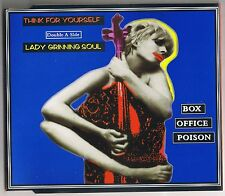 Lady Grinning soul- Think for yourself  by Box Office Poison (Bowie related)