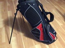 TOUR LOGIC GOLF STAND BAG W RAIN COVER