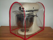 KITCHENAID & Kenwood KMIX food Mixer COVER with Red edge
