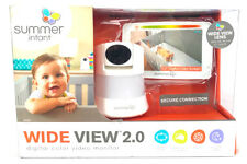 Summer Infant Wide-View 2.0 Digital Video Monitor w/ Talk-Back and Night Vision