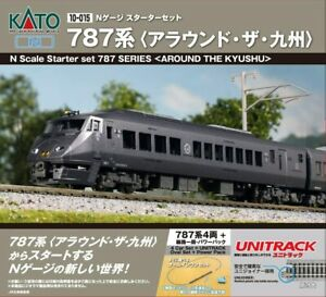 Kato 10-015 Starter Set Series 787 ( Around the Kyushu ) N Scale