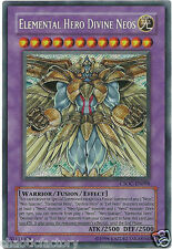 YU-GI-OH CSOC-EN098 Elemental Hero Divine Neos Secret Rare Unlimited