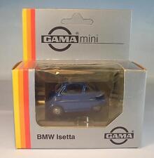 Gama 1/43 BMW Isetta blau OVP #2751