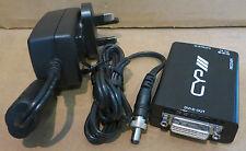CYP PU-DVI513L DVI Over Single CAT/6 HDBaseT Extender EV1852-1