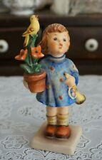 "Vintage Goebel Hummel Figurine ""Congratulations 4; #17/0 Tmk-6 - Repaired, Germany"