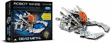 Dead Metal Robot Wars Construction Set Based on BBC Series 281 Pieces 8+