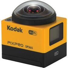 NEW Kodak PIXPRO SP360 Digital Action Camera w/ Extreme Pack Accessories NIB
