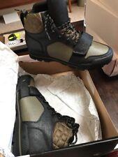 Creative Recreation Scotto Mens Fashion Sneakers Black Military 11 Boots