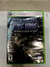 Peter Jackson's King Kong The Official Game Of The Movie, New Sealed XBOX 360.