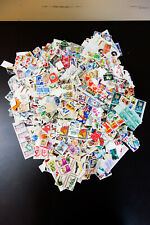 US Unsearched Used Mid-20th Century Onward Stamp Collection