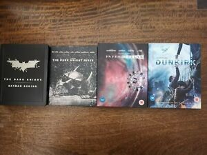 Christopher Nolan Limited Edition Blu-Ray Collection