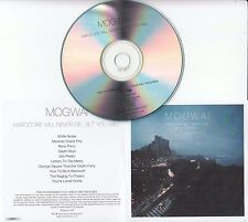 MOGWAI Hardcore Will Never Die, But You Will 2011 UK numbered 10-track promo CD