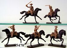Armies in plastic 5470-U.S. Rev. FRENCH CAVALRY figures-wargaming KIT