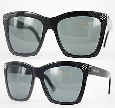 VERSACE Sonnenbrille/Sunglasses  MOD.4213-B GB1/87 56[]17 135 3N  /371