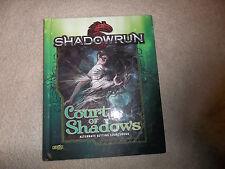 Shadowrun 5th Ed Court of Shadows
