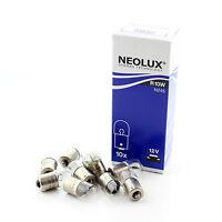 10x Neolux 12v 'Trade' 10w Medium BA15S R10W 245 Indicator Repeater Bulbs Lights