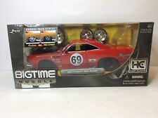🔥JADA BIGTIME Muscle 1969 Plymouth Road Runner 1:24 Hobby Exclusive (READ!