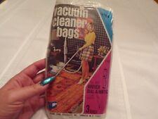 Vintage Hoover Dial-A Matic Vacuum Bags #1100 Series