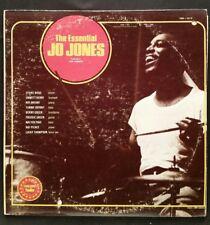 JO JONES: The Essential