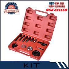 13 Pulley Puller & Installer Kit 13pc Kit Power Steering Pump Remover Alternator