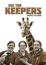 The Keepers (DVD, 2016) Brand New