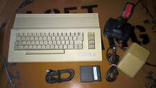 ## Commodore 64 / C64 Computer - anschlussfertig sowie mit Spiel und Stick ##