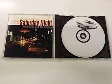 KIM FOWLEY AND BEN VAUGHN KINGS OF SATURDAY NIGHT CD 1995