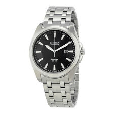 Citizen Corso Eco Drive Stainless Steel Mens Watch BM7100-59E