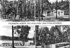 "AK, Gräbendorf Kr. Königs Wusterhausen, Pionierlager ""M. I. Kalinin"", 1976"
