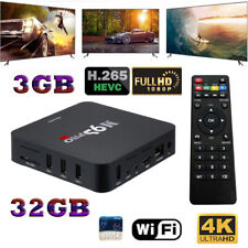 M9S-PRO Amlogic S905 Android 7.1  3GB 32GB Smart TV Box 4K 3D Movie WiFi PC J6D9