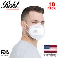 Personal Face Mask - FDA Approved - 10 Pack