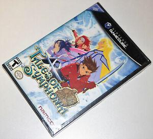 *New & Factory Sealed* Nintendo GameCube TALES OF SYMPHONIA NTSC-U/C US Canada