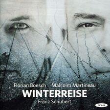 Florian Boesch, F. Schubert - Winterreise [New CD]