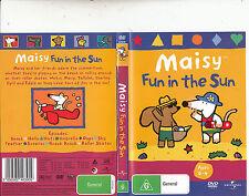 Maisy-Fun In The Sun-1998-[10 Episodes]-Animated Maisy-DVD
