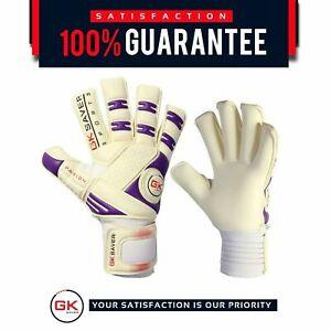 Football Goalkeeper Gloves Professional Level Gk Saver Passion Ps02 Roll Finger