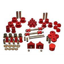 Energy Suspension Bushing Kit Polyurethane Red Dodge Dart Barracuda Duster Scamp