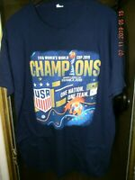 2019 USA  WOMEN'S WORLD CUP CHAMPIONSHIP T-SHIRT
