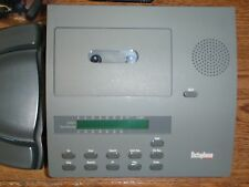 Dictaphone 2750 Standard cassette transcriber with foot pedal & Headset