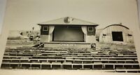 Rare Antique American World War II Pelican Theater B29 Base Snapshot Photo! US!