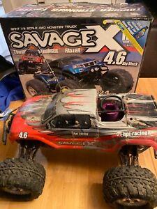 Hpi  Savage X 4,6 fast Neu in OVP