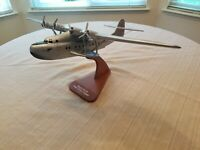 Vintage 'Executive Display Model' Martin M-130 flying boat 1/72 scale