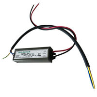 30W 900mA Constant Current Power LED Driver Dimmable AC85-265V Waterproof